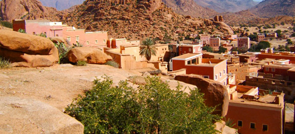 Wycieczki objazdowe Maroko