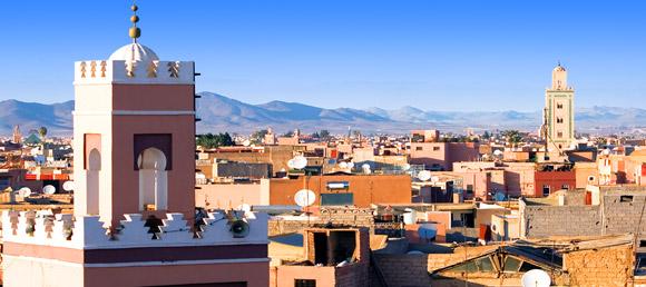 Maroko już